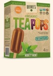 DeeBee's TeaPops via mindfulmomma.com