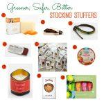 Greener, Safer, Better Stocking Stuffers for Grownups