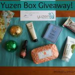 A Gift for YOU! Yuzen Box Giveaway