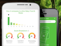 EWG Food Scores App via mindfulmomma.com