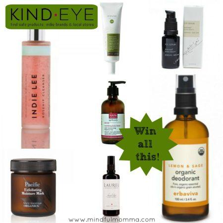 Kind Eye Giveaway via mindfulmomma.com