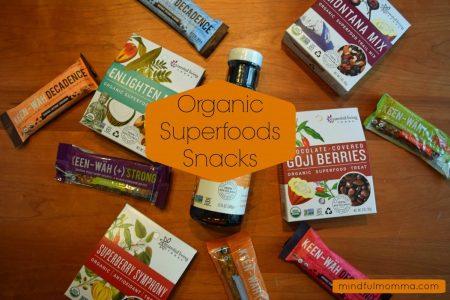 Essential Living Foods via mindfulmomma.com