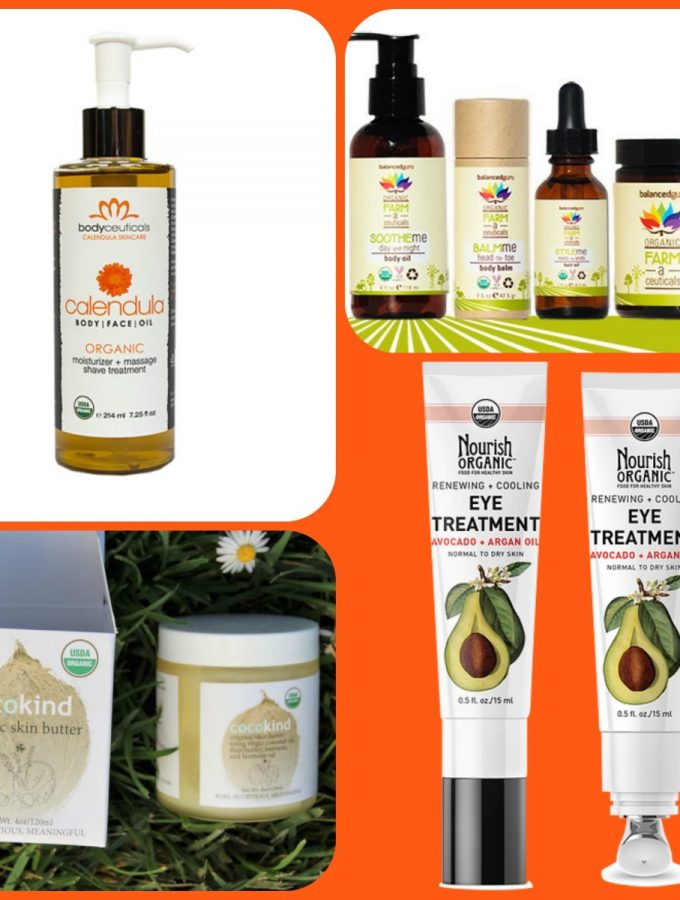 Certified Organic Skin Care – Trends From the Natural Products Expo