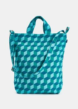 Rodales Printed Canvas Duck Bag