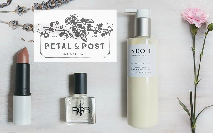 Petal and Post for Eco Luxury
