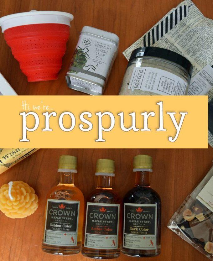 Prospurly Subscription Box via mindfulmomma.com