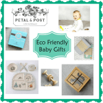 Eco Friendly Baby Gifts from Petal & Post