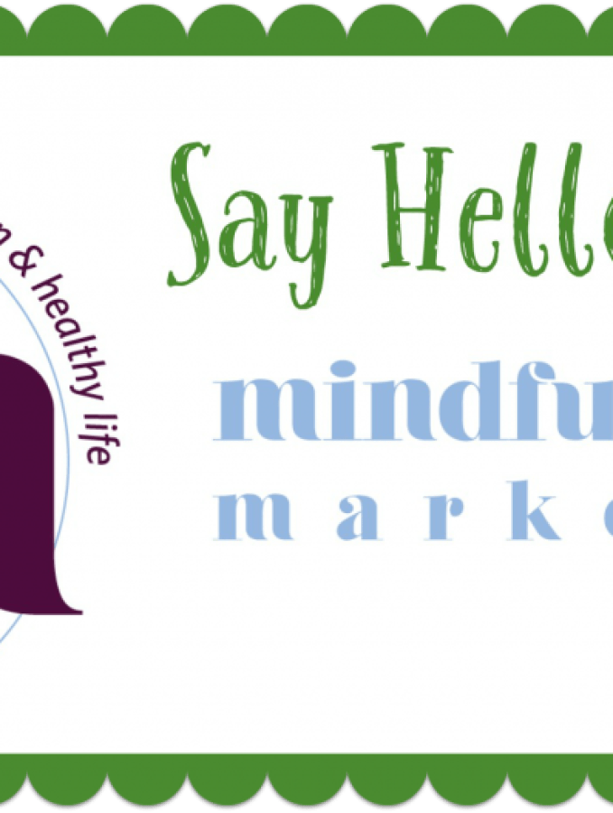 Introducing the Mindful Momma Marketplace {+ a Mega Giveaway!}