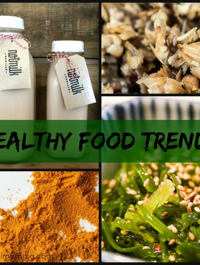Healthy Food Trends for 2016