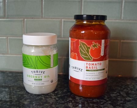 Thrive Market private label // www.mindfulmomma.com
