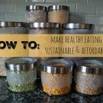 How to Make Healthy Eating Sustainable & Affordable