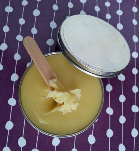Lavender Calendula Skin Balm // www.mindfulmomma.com
