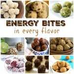 Homemade Energy Bites in Every Flavor