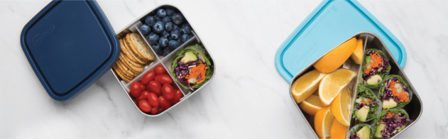 UKonserve and other reusable lunch containers