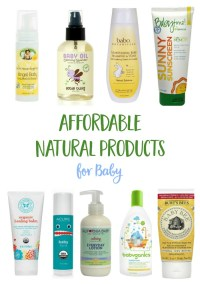 How to Find The Best All Natural Baby Care Products
