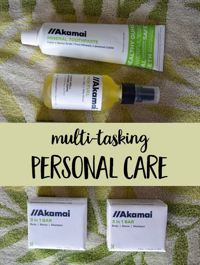 Akamai Personal Care Products