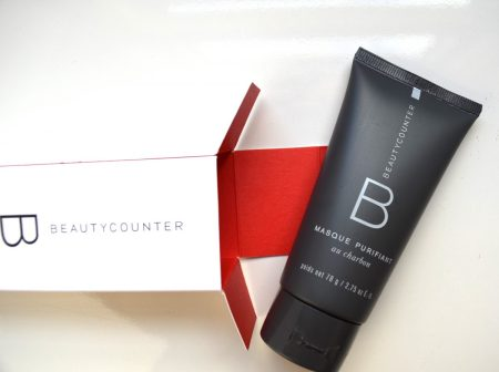 Beautycounter charcoal mask and other activated charcoal beauty products