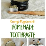 How to Make Clay Based Homemade Toothpaste
