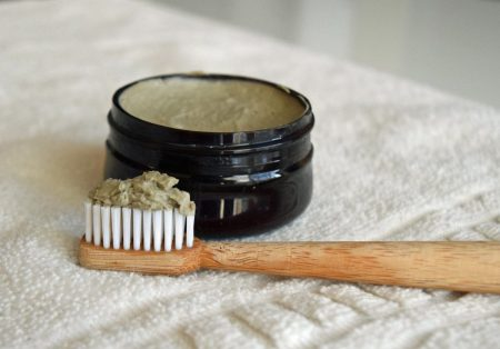 Orange Peppermint Homemade Toothpaste   DIY Beauty   Non Toxic   Healthy Living