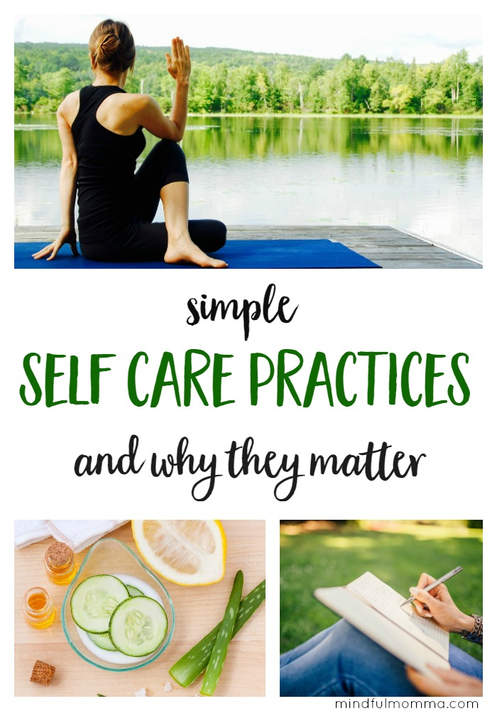 Simple Self Care Practices That Will Bring Out the Best in You | healthy lifestyle | fitness | food | meditation | yoga  via @MindfulMomma