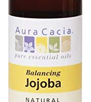 Aura Cacia Natural Skin Care Oil, Balancing Jojoba, 4 Fluid Ounce