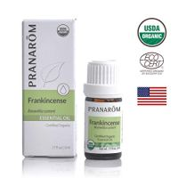 Pranarom - Certified USDA and ECOCERT Organic Frankincense (Boswellia carterii) Essential Oil 5ml