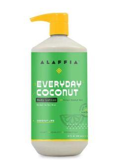 Alaffia Everyday Coconut Natural Body Lotion