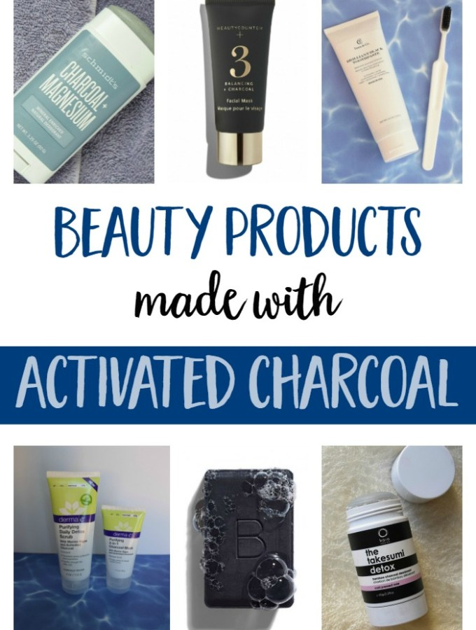 5 Ways to Detox Your Beauty Routine with Activated Charcoal