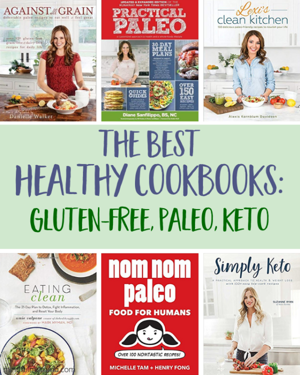 Best Healthy Cookbooks - Special Diets