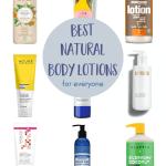 Best Natural Lotion Brands