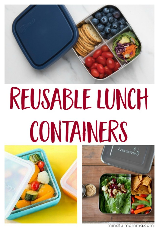 Best Reusable Lunch Containers