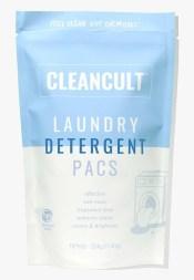Cleancult Laundry Detergent Pacs