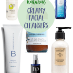 Clean Beauty Finds: Creamy Facial Cleansers