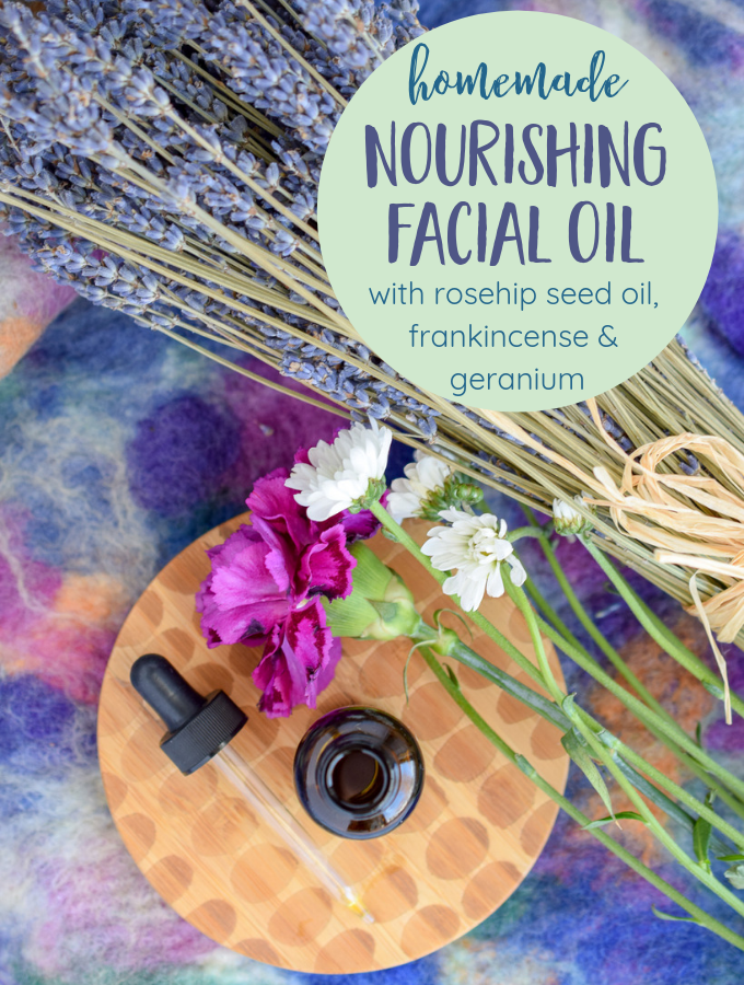 DIY Facial Oil Recipe