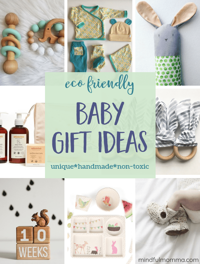 Unique Eco Friendly Baby Gifts You Ll Love To Give