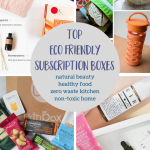 Top 10 Eco Friendly Subscription Boxes to Give & Get