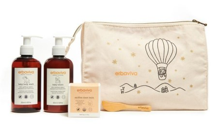 Erbaviva baby care set