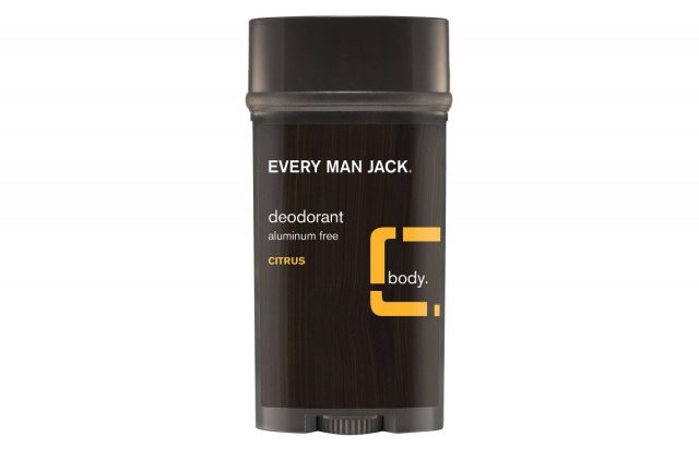 Every Man Jack and other natural deodorants that work