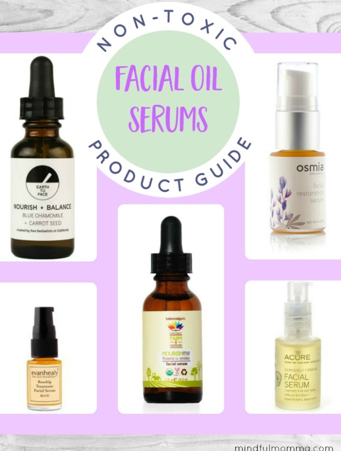 Why You Should Try a Facial Oil Serum + 7 of My Favorites