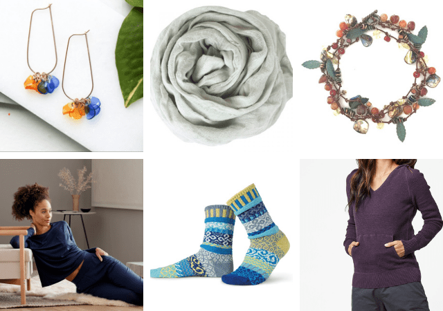 Eco friendly clothing and accessories