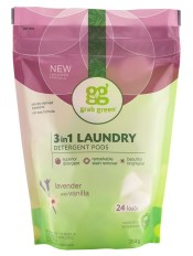 Grab Green Laundry Detergent Pods Lavender with Vanilla