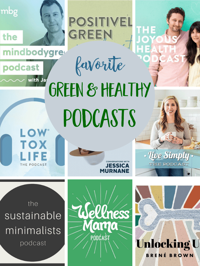 Green & Healthy Podcasts