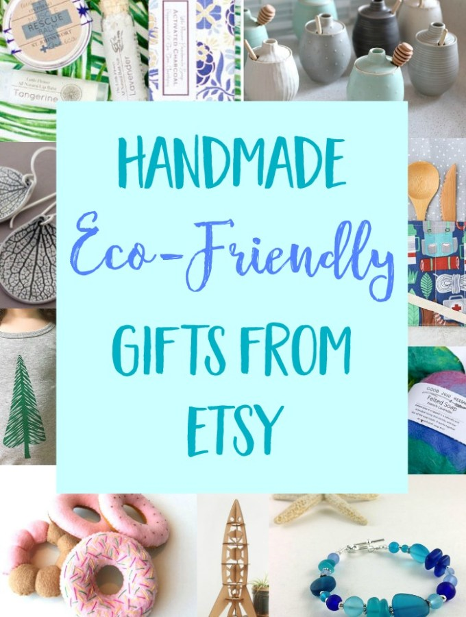 Handmade Gifts from Etsy That Are Eco Friendly Too
