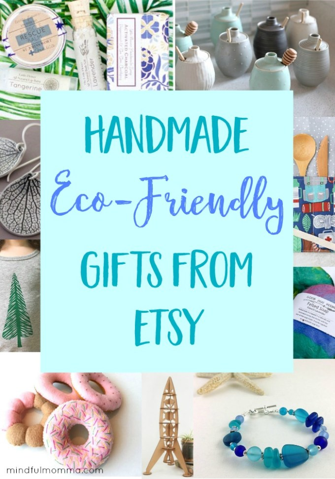Handmade gifts from etsy that are eco friendly too for Handmade useful items
