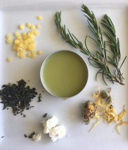 Healing Herbal Salve