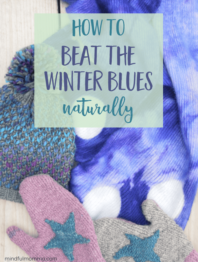 How to Beat the Winter Blues Naturally