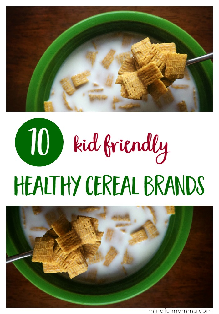 Guide to Healthy Breakfast Cereal Brands For Kids