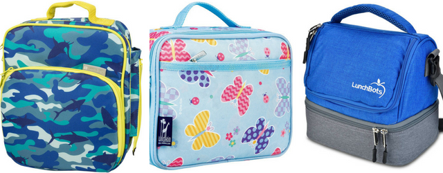 Lunch Boxes - Eco-Friendly School Supplies