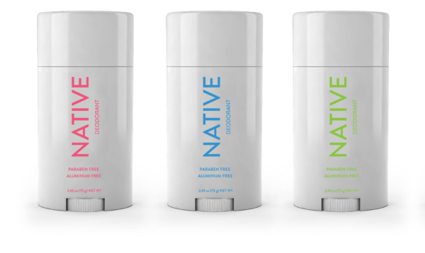 Native and Other Natural Deodorant that Work