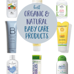 The Best Organic & Natural Baby Products for Bath & Body Care